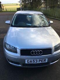 Audi A3 2.0 TDI for sale £1700 ono