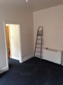 Preston Central 1 bed flat to let rent Water bill paid LHA benefits accepted