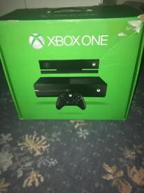 Xbox one with gta v 500gb
