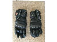 Hein Geriche Motorcycle Gloves Men's Large