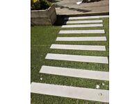 Grey paving slabs *unused condition*