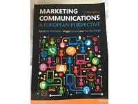 Marketing communications: Patrick de pelsmacker