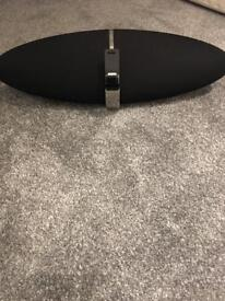Bowers and Wilkins zeppelin speaker system and dock station