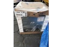 Bosch HBA23B152B Black & Silver Electric Single Oven