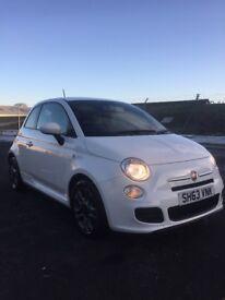 Fiat 500 1.2s
