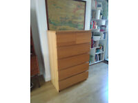 IKEA Chest of 6 drawers - FREE DELIVERY AVAILABLE