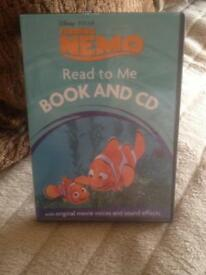 Read to me Book and cd
