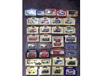 Lledo days gone vintage Diecast Collectable classic models matchbox corgi die cast car van joblot