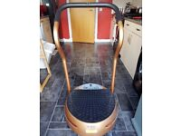 Vibration Plate for sale! £50 Cash on collection!