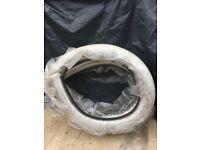 6 inch flue liner for woodburner