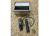 Tipping, Tipper gear, Hydraulic Ram, Pump, etc