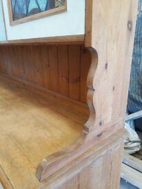 80 yr old Devon Style Welsh dresser