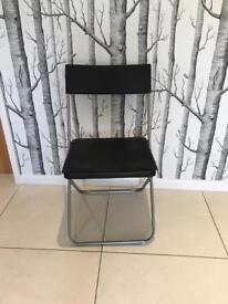 Folding Ikea chair