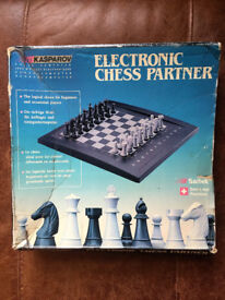 Electronic Chess Game