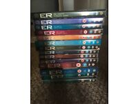 ER Series 1-13 and Series 15 DVDs - Great Condition!
