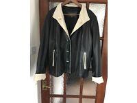 Hyde park leather coats