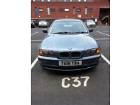 BMW blue low mileage
