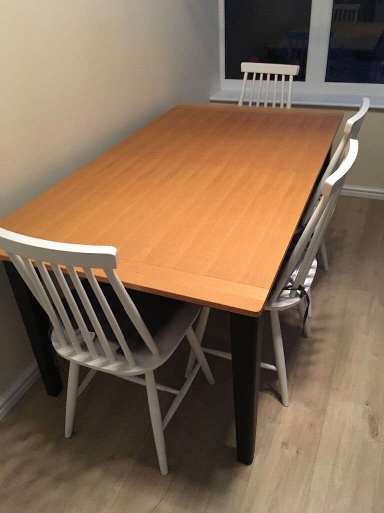 dining table from next  in kingswood bristol  gumtree