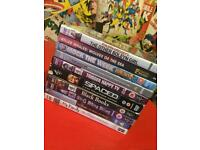 Job lot of around 20 DVD's