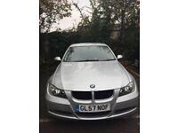 BMW 320d SE Automatic 2.0 Diesel 177 BHP 4 Door Saloon Silver