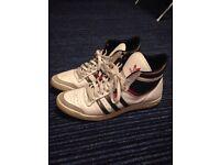 Adidas trainers size 6UK