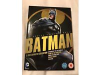 Batman - 5 DVD Animated collection
