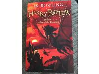 Harry Potter and the Order of the Phoenix - brand new book