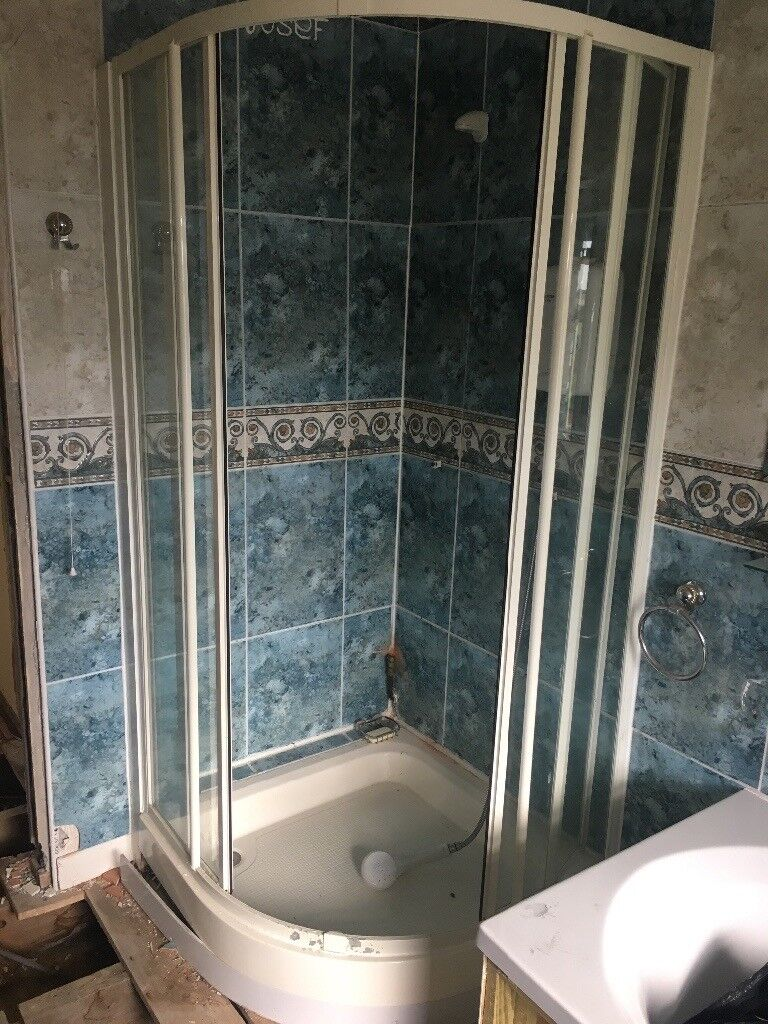 Shower cubicle tray ads buy & sell used - find great prices