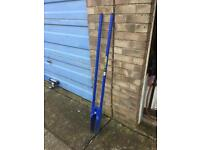 Dual handle post hole digger for sale
