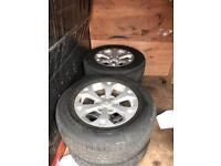 L200 wheels alloy