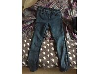 4 Pairs of Ladies Jeans. Size 10/12. New Look. H&M.