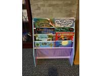 disney frozen book rack