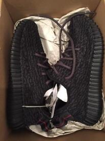 Genuine Yeezy boost 350 Pirate black authentic