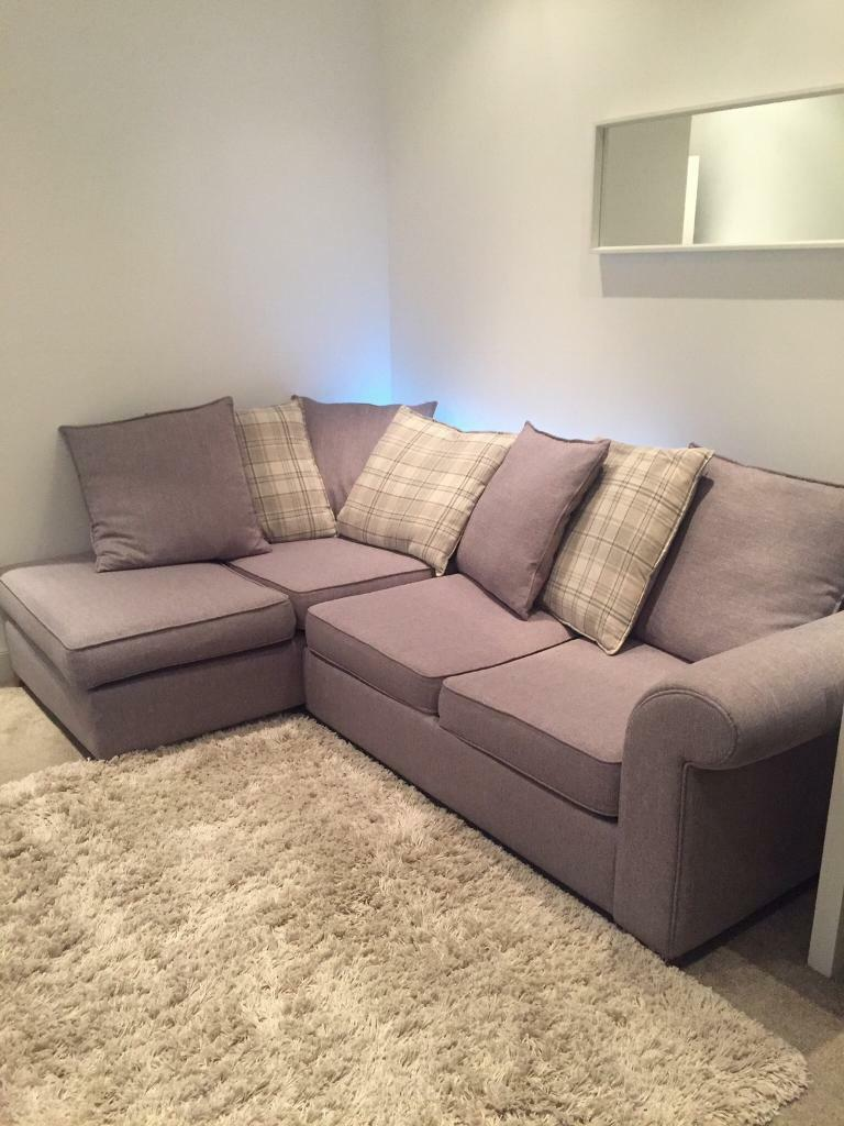 Dfs Corner Sofa Bed In Tooting London Gumtree
