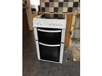 Logik electric oven, grill £ hob