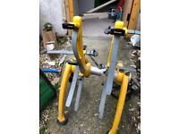 SARIS Bones Yellow 3 Bike Cycle Carrier
