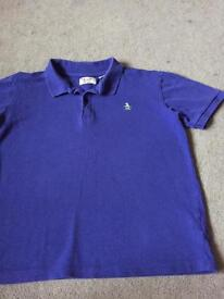 Boys penguin polo shirt