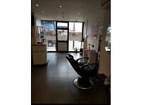 BUSY HAIR SALON IS NOW LOOKING FOR NAIL TECHNICIANS- CHAIRS AND BEAUTY ROOMS AVAILABLE TO RENT!