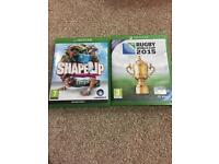 Xbox games x 2 £10 for both or will swap