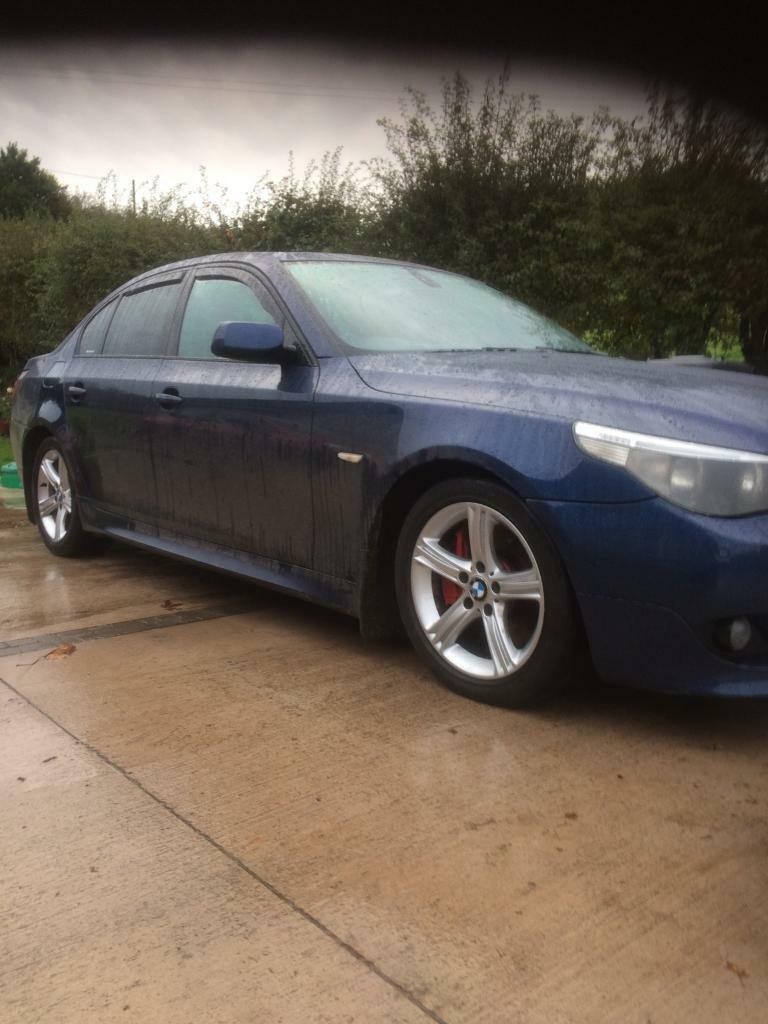Bmw 535d m sport (may part x) 4x4 530d 520d 330d x5 Mercedes ford Audi recovery Renault trade in