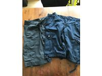 Men's shorts-Timberland and French Connection 34
