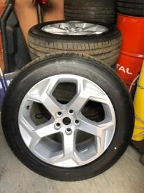 Land Rover wheels alloy