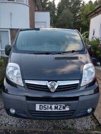 image for Vauxhall, VIVARO, Sportive, 2014, LWB van