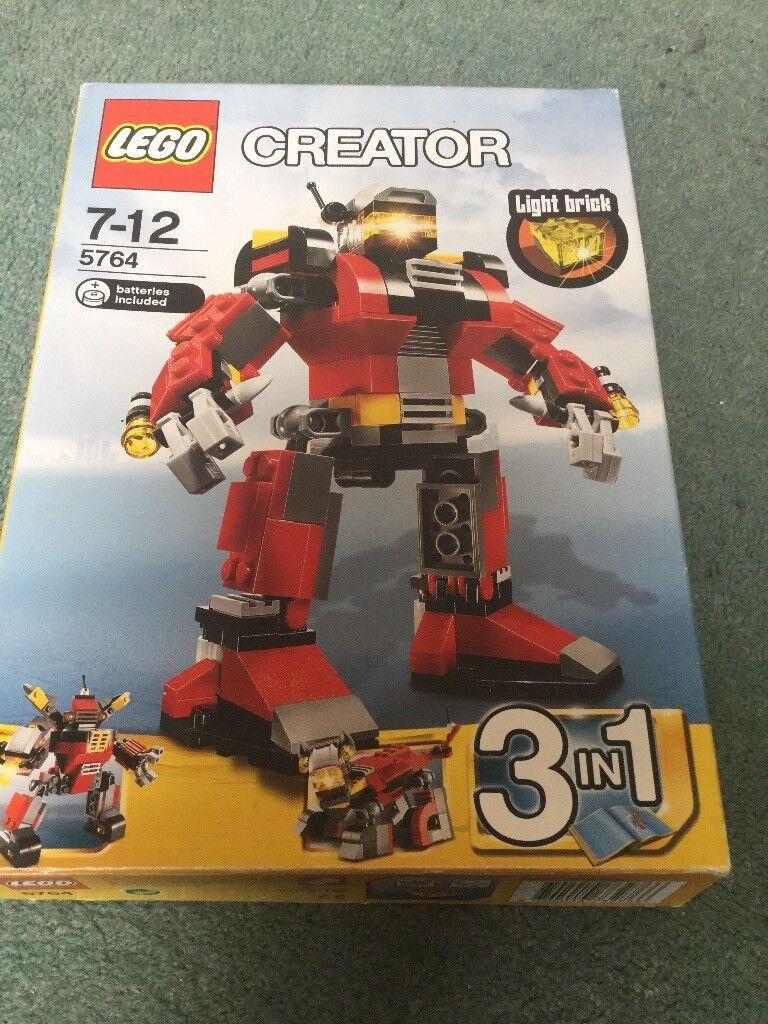 Lego Creator 3-in-1 Set
