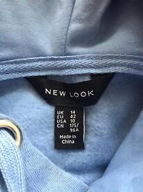 Ladies size 14 hoodie