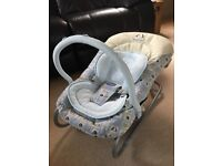 Chicco baby rocker / bouncer chair