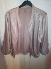 Size 20 bomber jacket