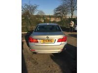 BMW 730LD excelent condition with TV