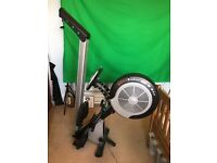 York R302 Foldable Rowing Machine - EXCELLENT CONDITION!
