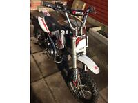 Demon x 110cc pitbike